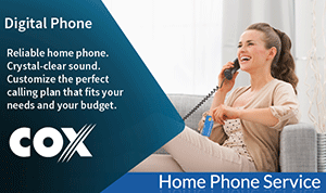 Order Cox Digital Home Phone Service in my area