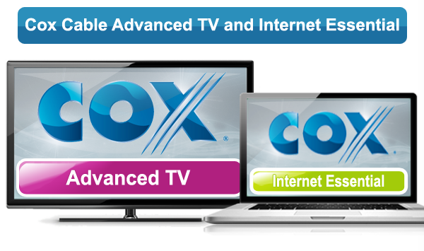 Order Cox Contour Tv And Internet Essential Double Play