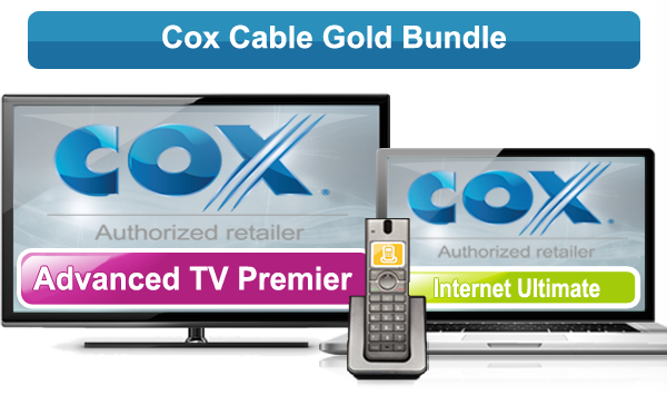 Cox gold triple play bundle bundle plans for Cox plans
