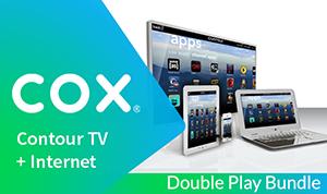 Cox TV + Internet Double Play Bundle
