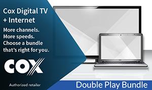 Cox cable TV + broadband Internet near me