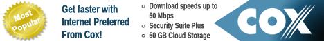 Cox Internet Preferred broadband near me