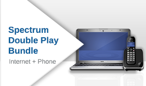 Spectrum Internet + Phone Double Play Bundle