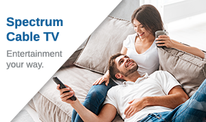 Spectrum Cable TV Service