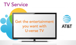 AT&T U-verse TV Service in my area