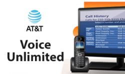 AT&T Voice Unlimited in my area