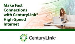 CenturyLink High Speed Internet in my area