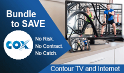 Cox Cable Internet and TV, Cox Contour TV and Internet plans, Cox Internet and TV plans, TV and Internet prices, TV and internet only, Cox TV and Internet,