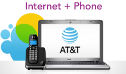 AT&T Internet + Phone Double Play Bundle