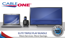 Cable One Triple Play Bundle