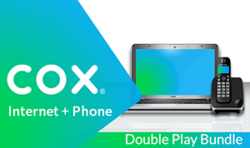 Cox Internet + Phone Double Play Bundle