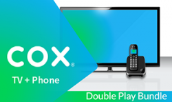 Cox Double Play Bundle Offer