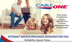 Cable ONE TV, Cable One services, Cableone, Cable One Phone, Cable ONE Internet in my area