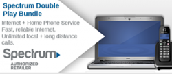 Spectrum Internet + Phone Double Play Bundle