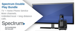 Spectrum TV + Phone Double Play Bundle