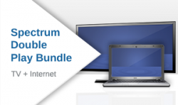 Spectrum TV + Internet Double Play Bundle