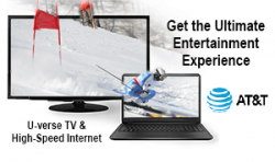 U-verse TV AT&T Internet Bundle In My Area